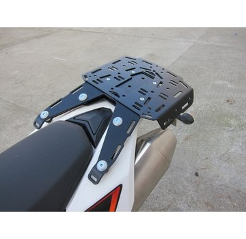 Perun Moto Perun Moto Extension plate voor het KTM 690 Enduro Luggage rack SD (2008-2018)