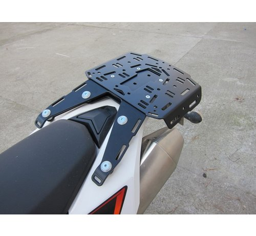 Perun Moto Perun Moto Extension plate voor het KTM 690 Enduro Luggage rack SD (2008-2018)