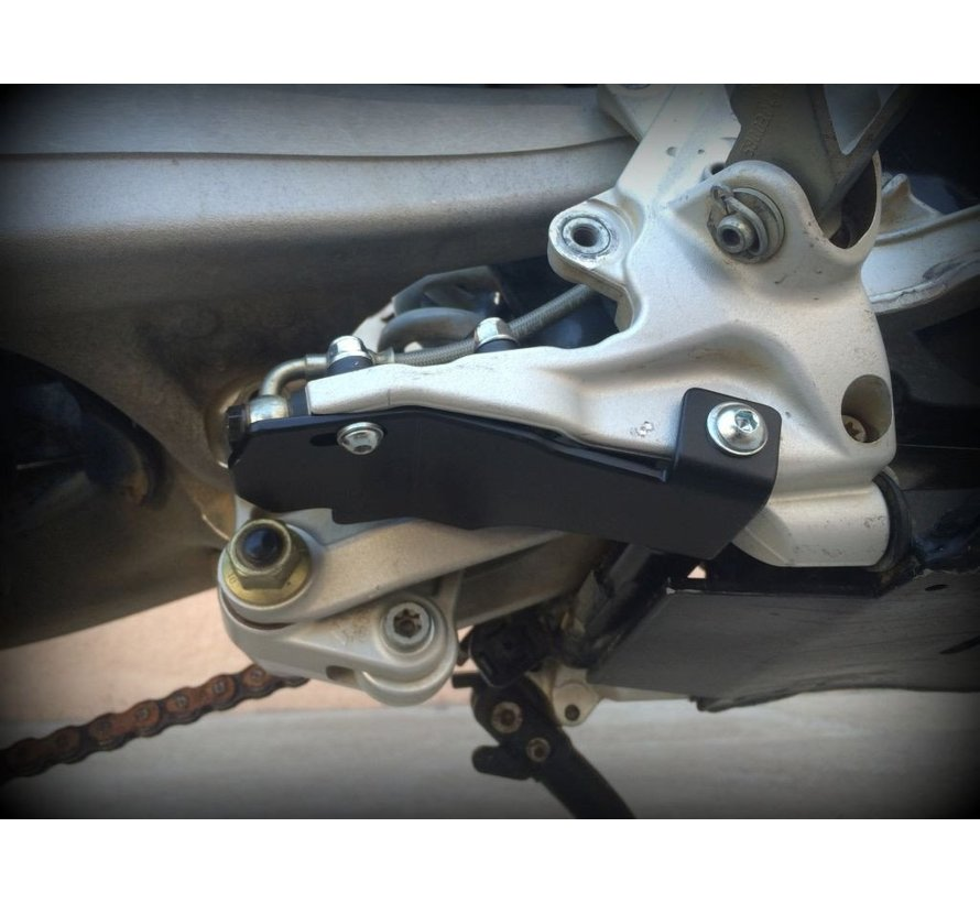 Perun Moto KTM 690 Enduro / Husqvarna 701 Rear Brake Cylinder Protection