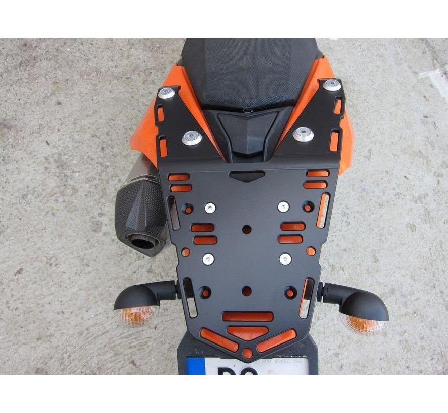 Perun Moto KTM 690 Enduro (2008-2018) Luggage Rack SD