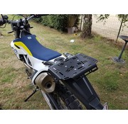 Perun Moto Perun Moto Extension plate for Husqvarna 701 Luggage rack