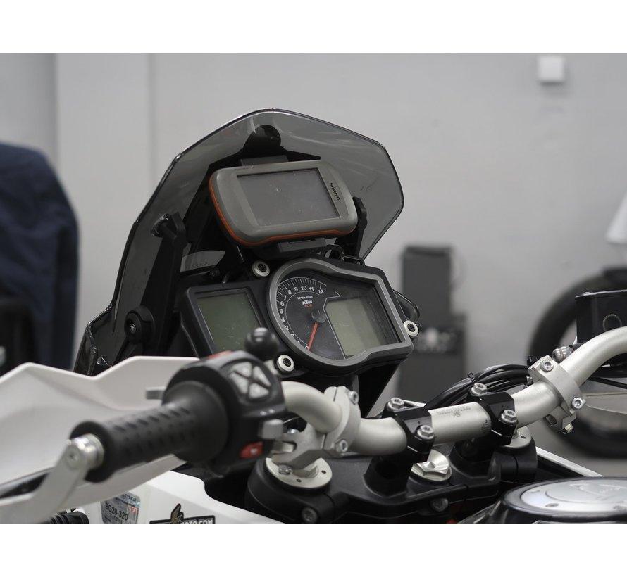 Perun Moto KTM 1090/1190 GPS Dashboard mount