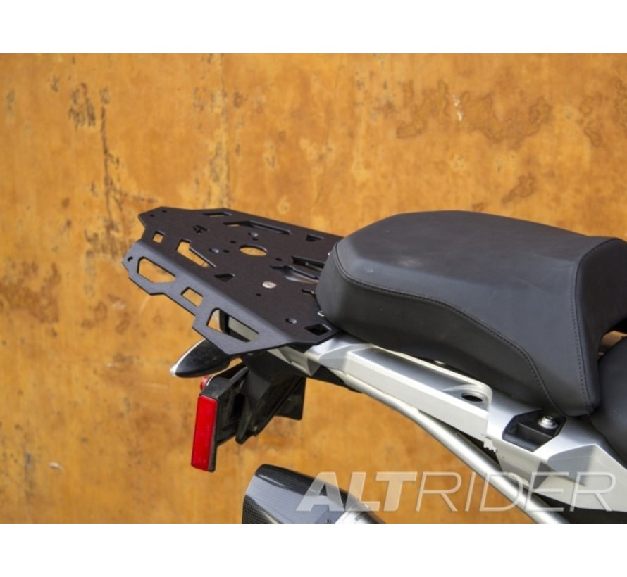 AltRider Rear Luggage Rack for the BMW R 1200 & R 1250 GS (A) Water Cooled