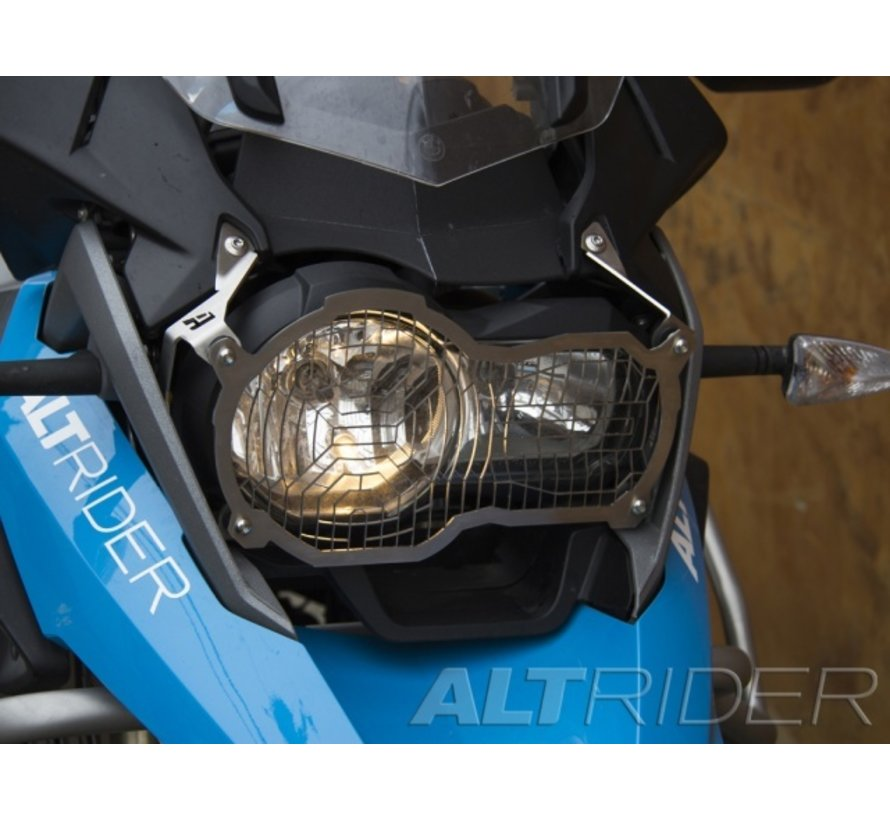 AltRider Headlight Guard Kit for the BMW R 1200 & R 1250 GS /GSA Water Cooled