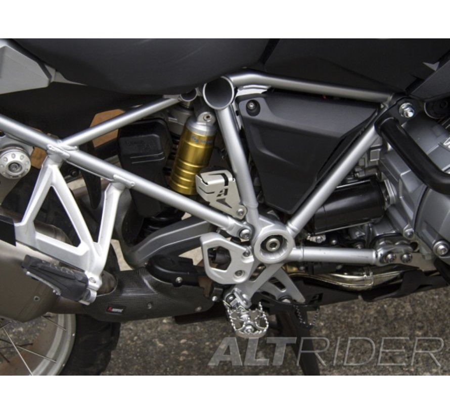 AltRider Rear Brake Reservoir Guard for the BMW R 1200 & R 1250 GS /GSA Water Cooled