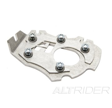 Altrider AltRider Side Stand Enlarger Foot voor de BMW R 1200 GS & R 1250 GS LC