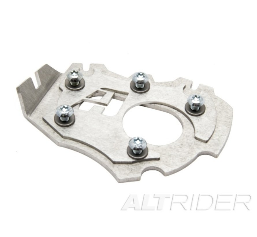 AltRider Side Stand Enlarger Foot voor de BMW R 1200 GS & R 1250 GS LC