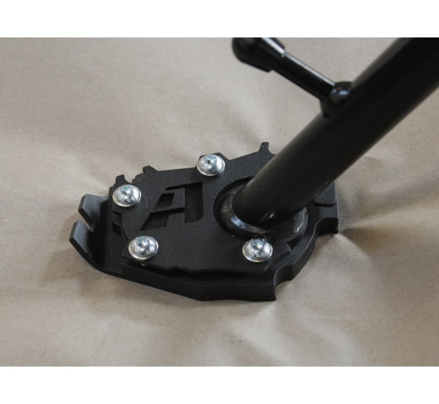 AltRider Side Stand Enlarger Foot for the BMW R 1200 GS & R 1250 GS Water Cooled