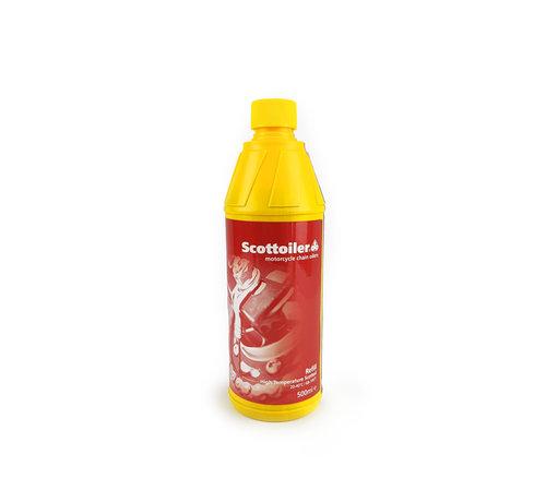 Scottoiler Scottoil 500ml - Rood - 20-40°C