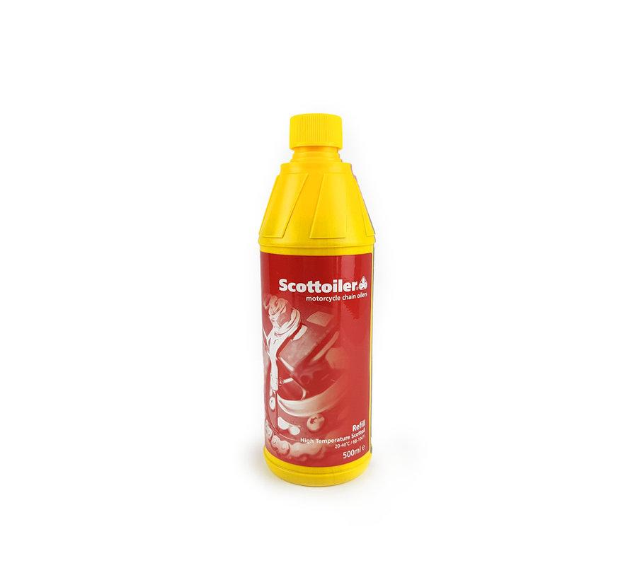 Scottoil 500ml - Rood - 20-40°C