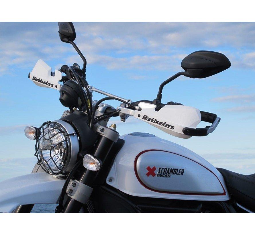 BarkBusters Handguards for Ducati Scrambler Desert Sled, from 2017