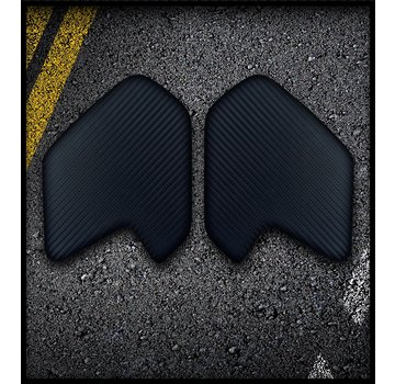 RubbaTech RubbaTech - Knee Pads BMW R1200GS/R1250GS Adventure LC