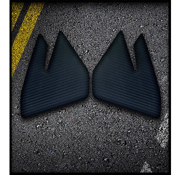 RubbaTech RubbaTech - Knee pads BMW F800GS/F800GSA 2013 - 2018