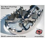 Pivot Pegz Pivot Pegz WIDE MK3 for BMW F 850/750/800/700 GS and F/G 650 GS (Single + Twin)