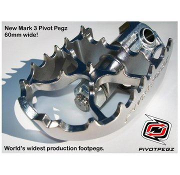 Pivot Pegz Pivot Pegz WIDE MK3 for BMW F 850/750/800/700 GS and F/G 650 GS (Single + Twin)