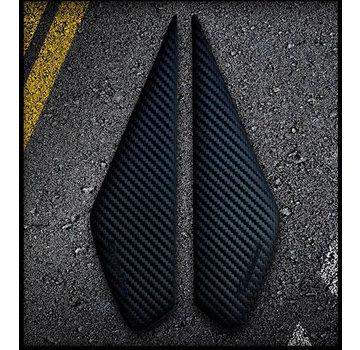 RubbaTech RubbaTech - Knee pads BMW R1200GS/R1250GS Rallye