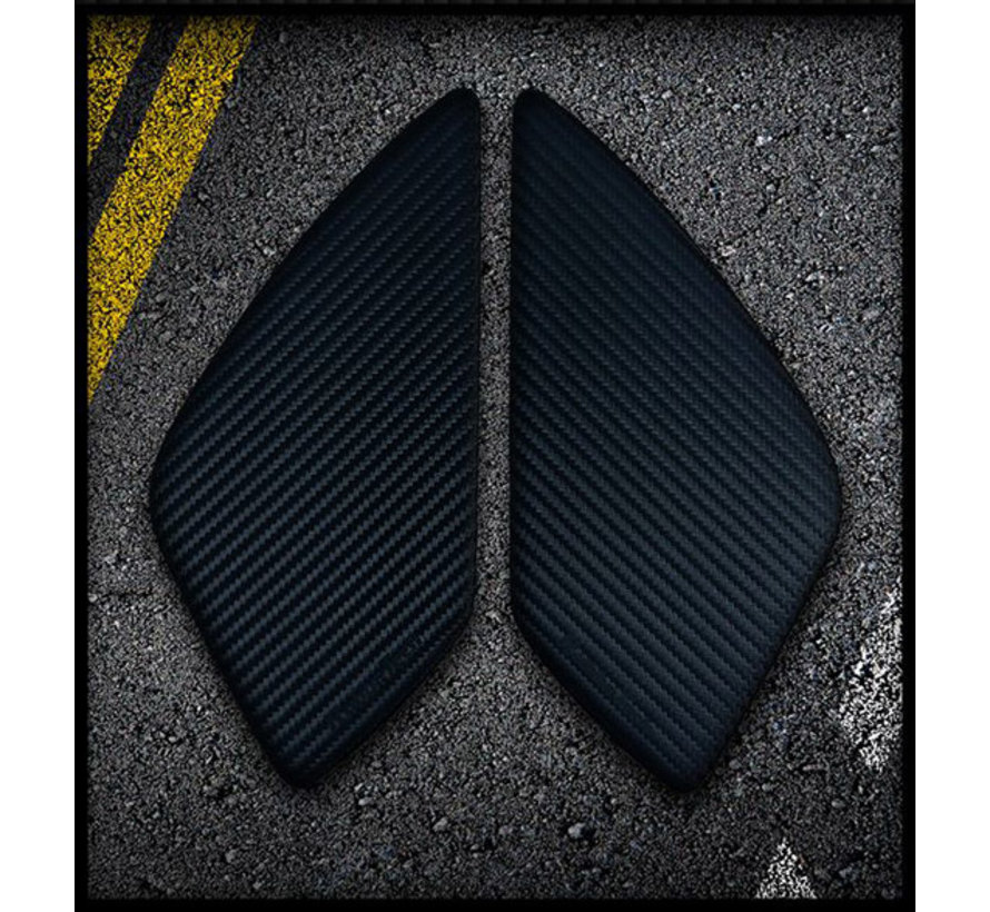 RubbaTech - Kniepads BMW R1200GS 2017/2018 & R1250GS LC