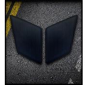 RubbaTech RubbaTech - Knee pads BMW R1200GS K25 Facelift (air cooled)