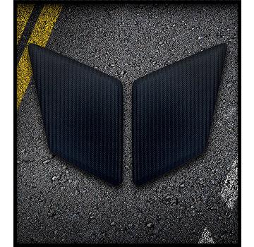RubbaTech RubbaTech - Kniepads BMW R1200GS K25 Facelift (Lucht gekoeld)