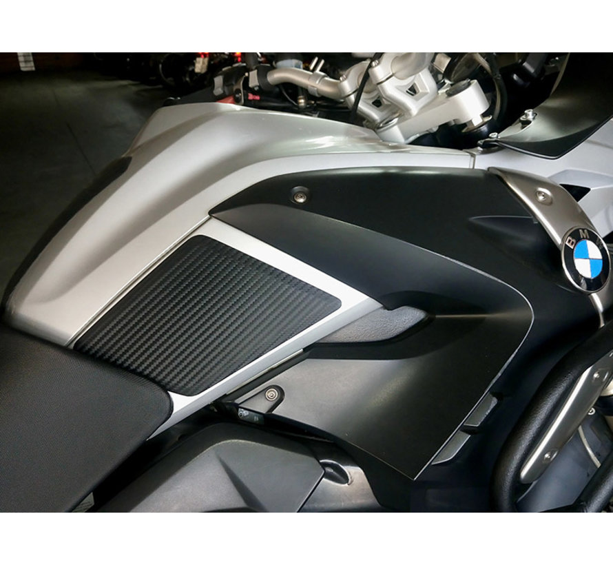RubbaTech - Knee pads BMW R1200GS K25 Facelift (air cooled)