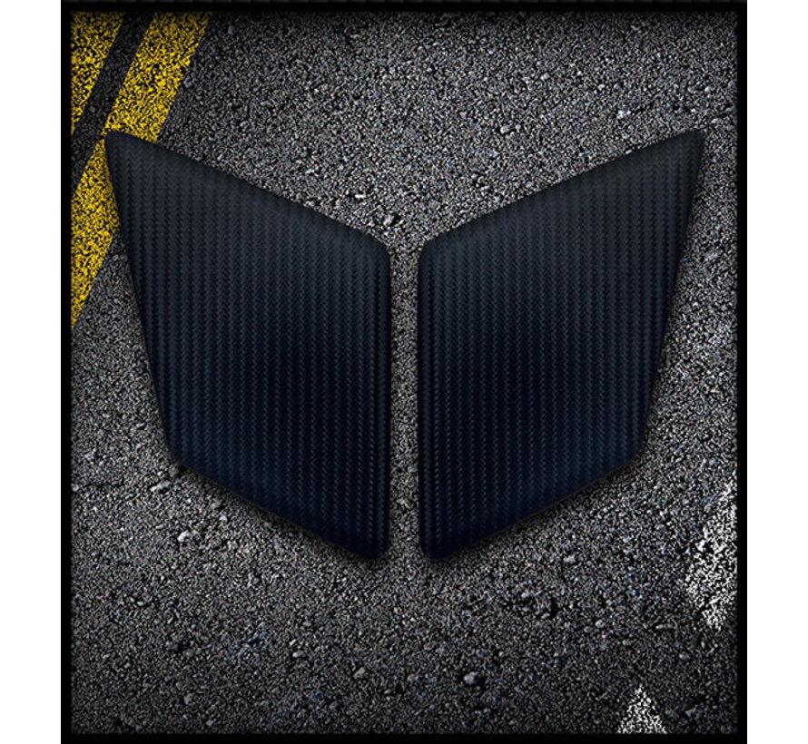 RubbaTech - Kniepads BMW R1200GS K25 Facelift (Lucht gekoeld) - Copy