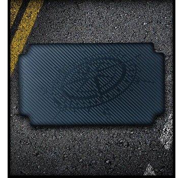RubbaTech RubbaTech - Zijkoffer Pad voor BMW Aluminium Original Koffers