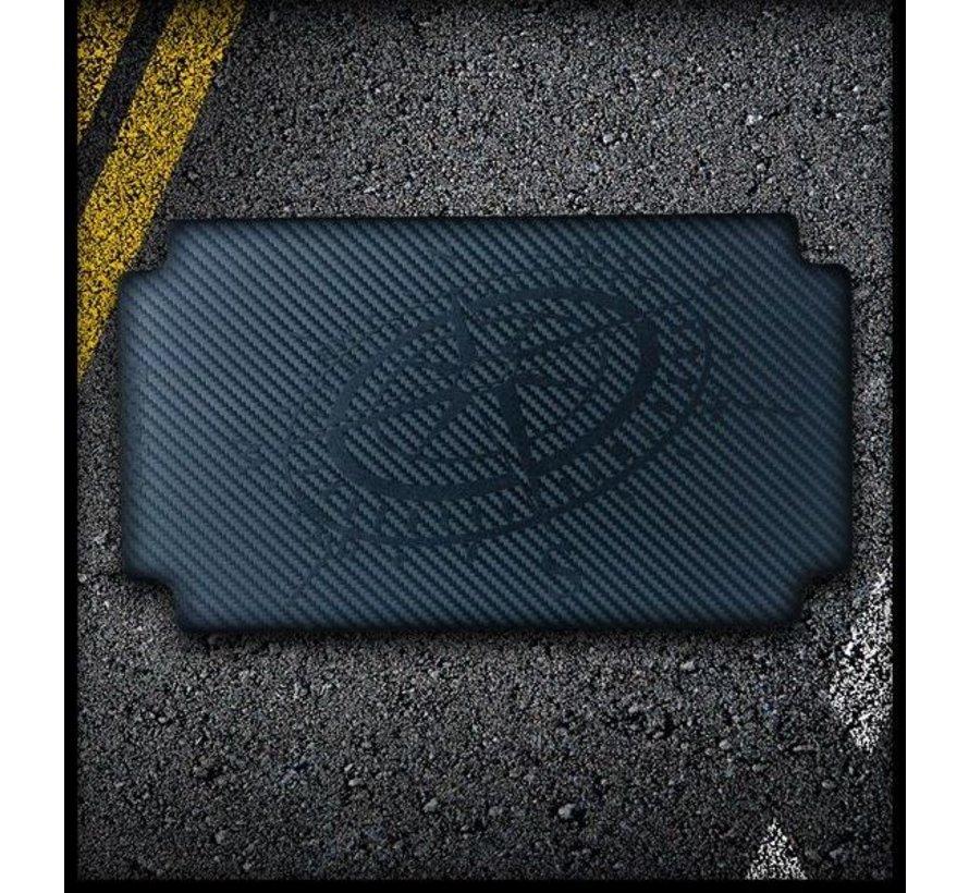 RubbaTech - Zijkoffer Pad voor BMW Aluminium Original Koffers