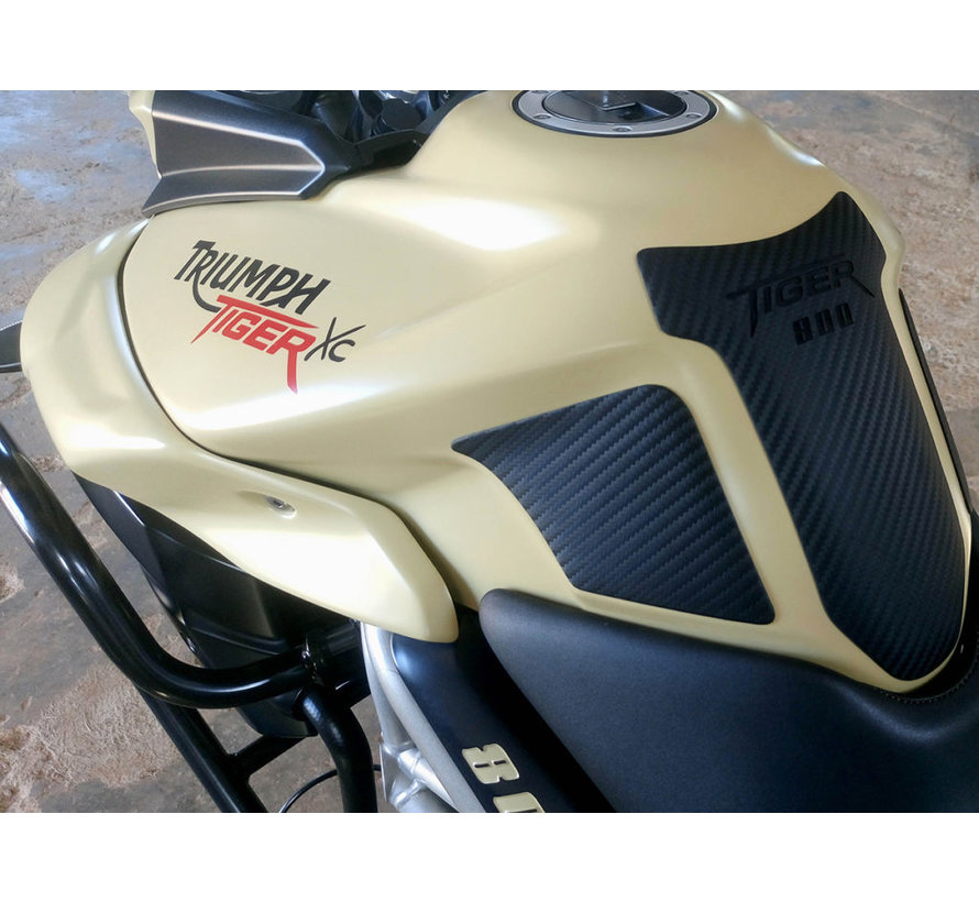 RubbaTech - Knee pads Triumph Tiger 800