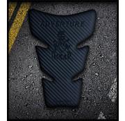 RubbaTech RubbaTech - Tank Pad KTM Carbon Dakar Skull