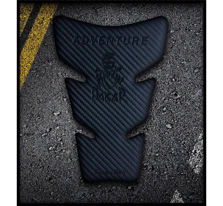 RubbaTech - Tank Pad KTM Carbon Dakar Skull