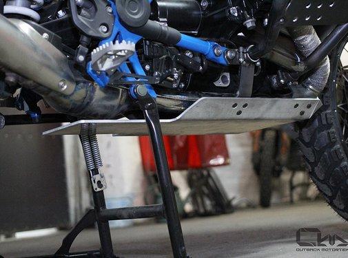 Outback Motortek Outback Motortek R1200GS LC - R1250GS LC Skidplate