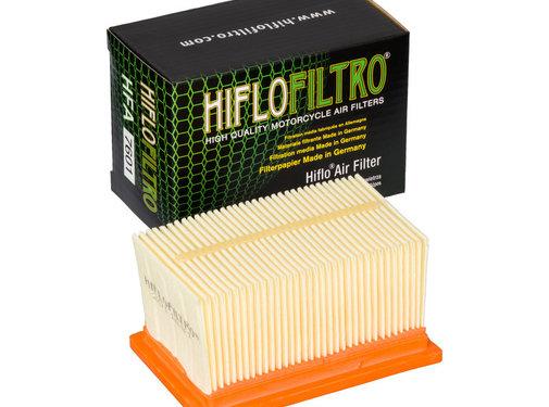 Hiflofiltro Hiflo Airfilter paper - F650GS 2000 -2007
