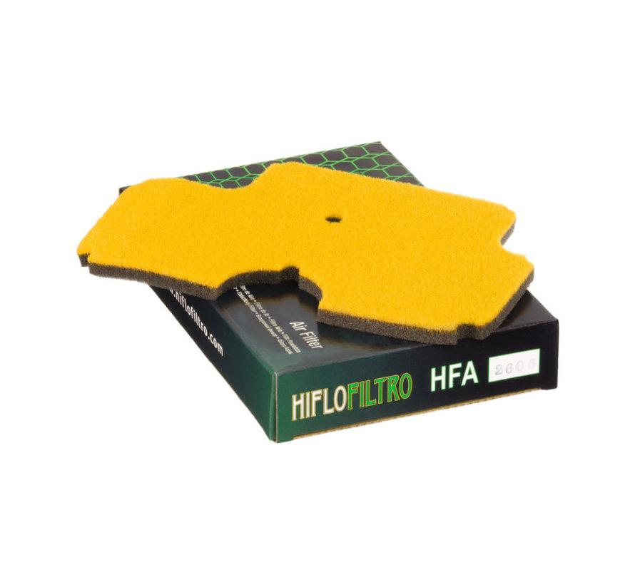 Hiflo Luchtfilter papier -  Versys 650 2008-2014