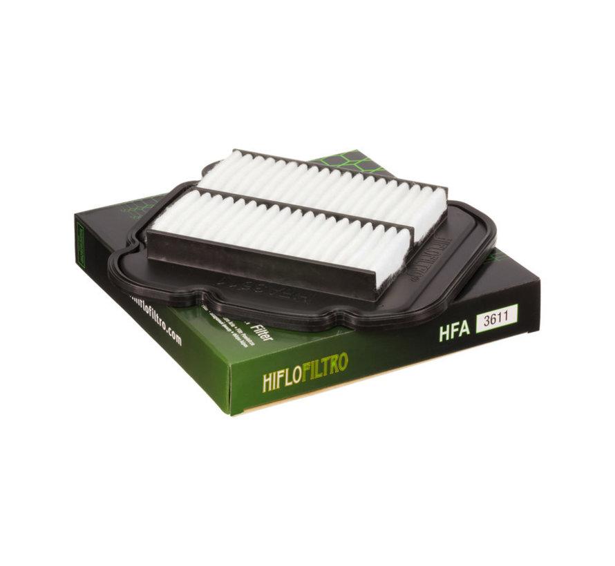 Hiflo Luchtfilter papier -   DL 1000 V-strom 2002-2010