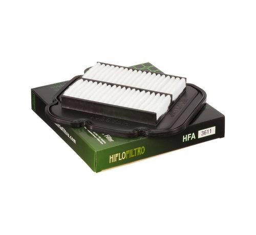Hiflofiltro Hiflo Airfilter paper -  DL 650V-strom 2004-2012 / DL 650 V-Strom ABS 2010-2016