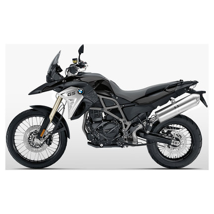 F800 GS 2008-2018