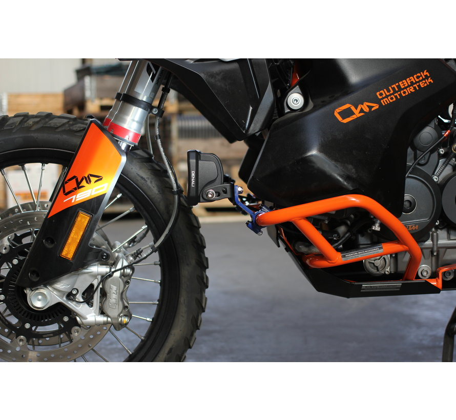 Outback Motortek KTM 790 R/S Crash Bars
