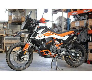Outback Motortek Outback Motortek KTM 790 R/S  Carterplaat - Bodemplaat
