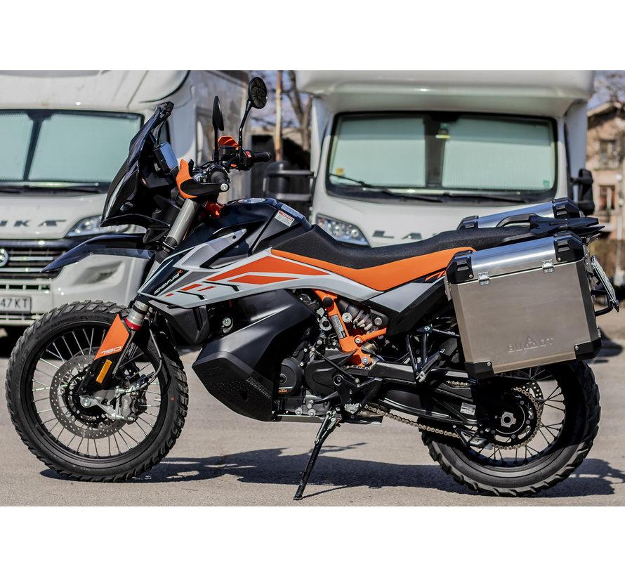 BUMOT Defender EVO voor KTM 790 R / S zijkoffersysteem