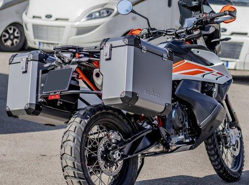 BUMOT BUMOT Defender EVO voor KTM 790 R / S zijkoffersysteem