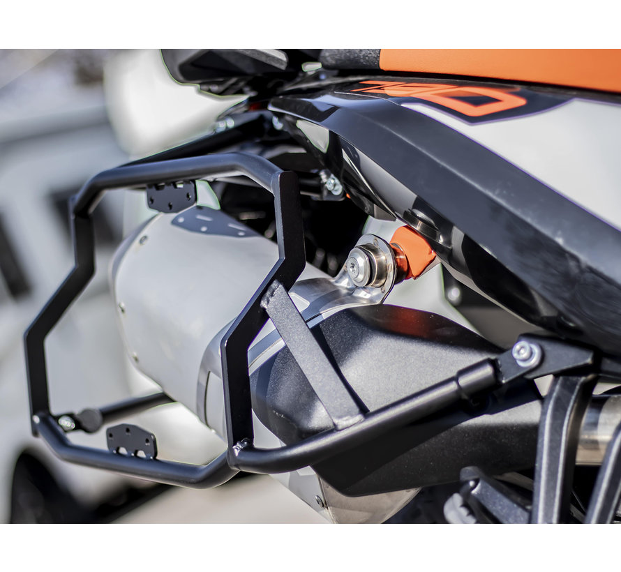 BUMOT Defender EVO voor KTM 790 R / S panniersystem