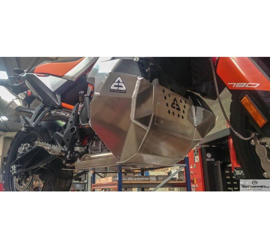 ACD Racing Parts - KTM 790 R / S Carterplaat