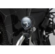 SW-Motech SW-Motech Montageklemmen voor Schijnwerpers/Mistlampenset Op Valbeugel 21,7/26/27,2/28,3 mm