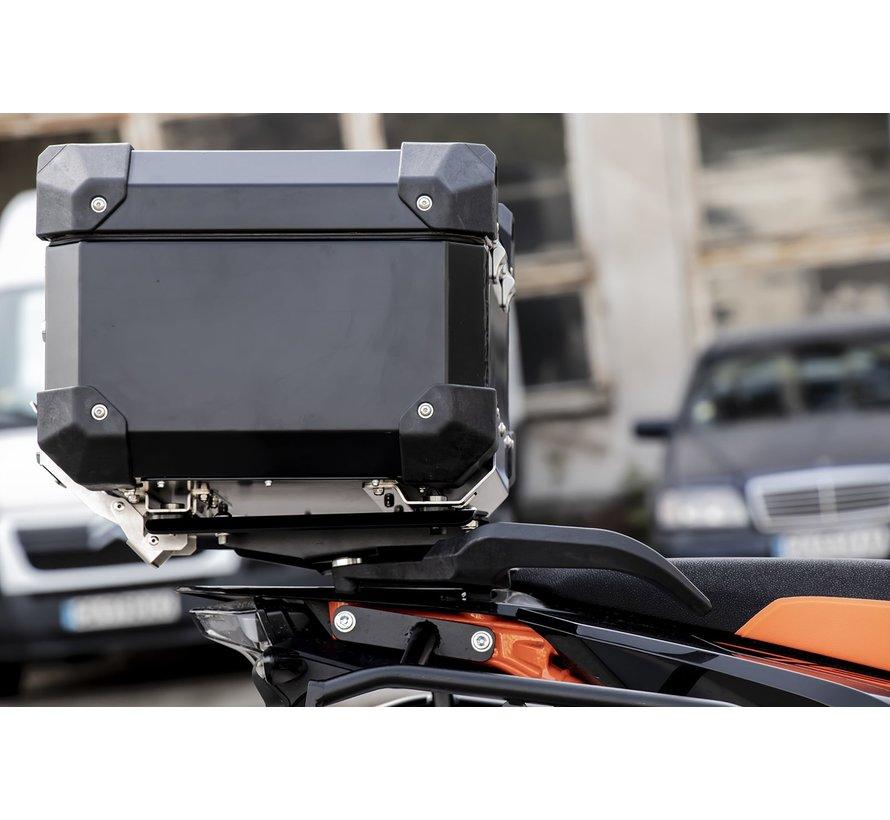 BUMOT Defender EVO Topkoffer met bevestigingsrek voor KTM 790 Adventure R / S