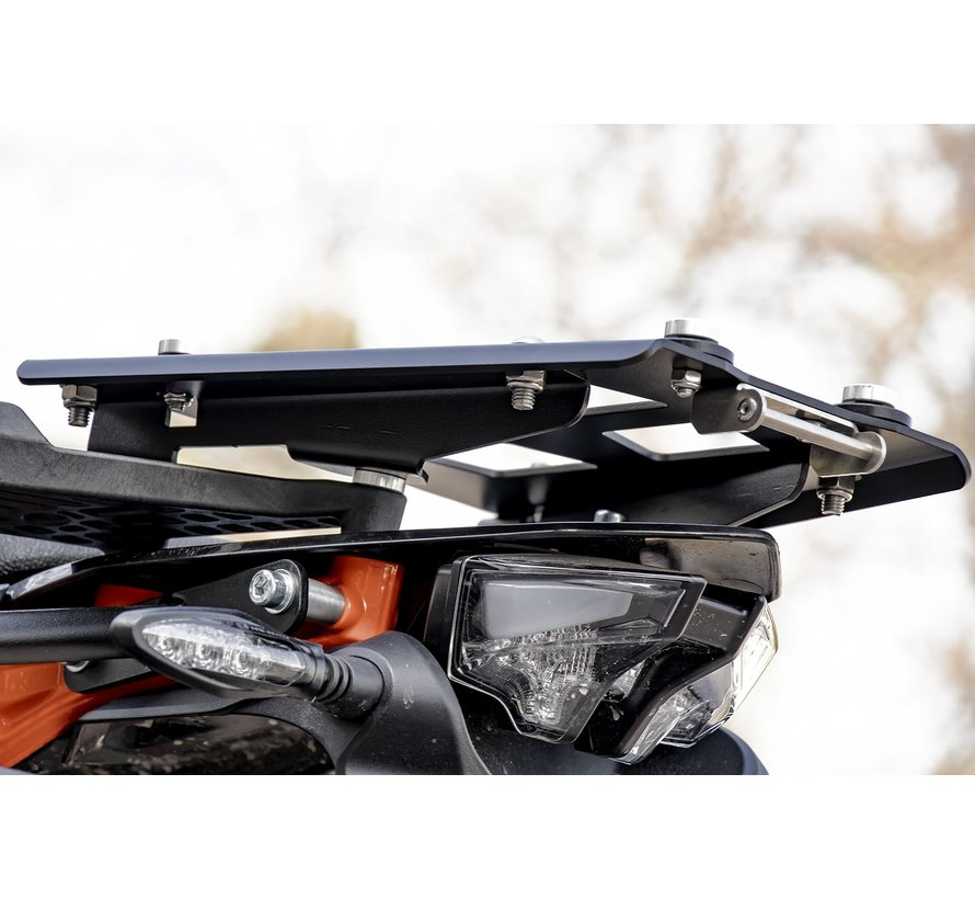 BUMOT Defender EVO Topcase with rack for KTM 790 Adventure R / S