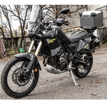 BUMOT BUMOT Defender EVO Topcase with rack for Yamaha XT700 - T7