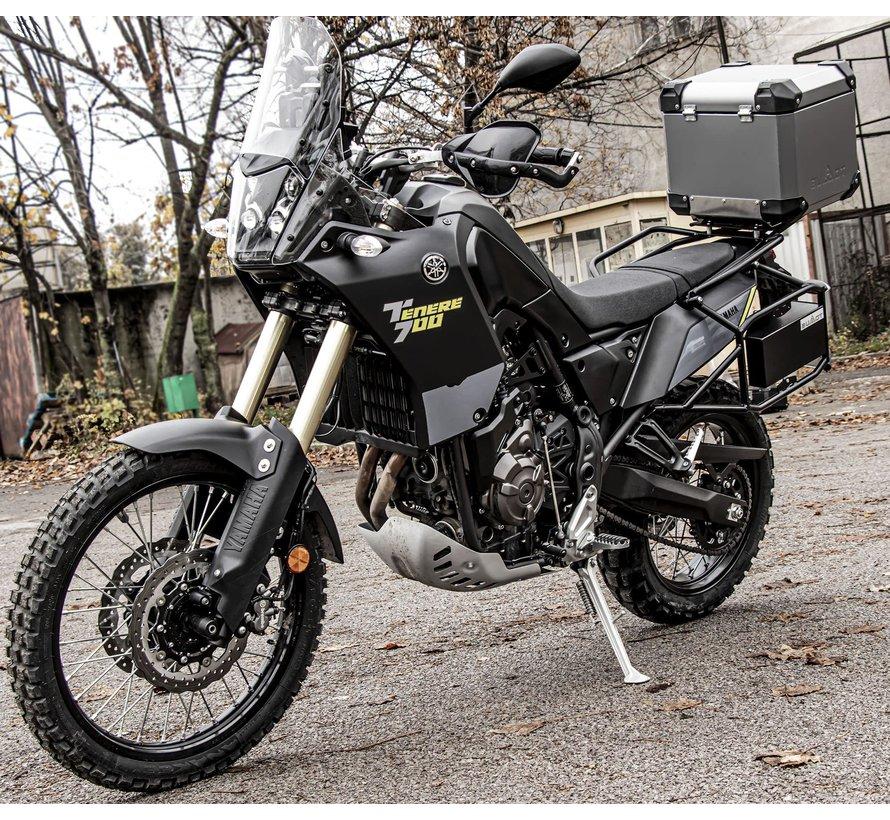 BUMOT Defender EVO Topcase with rack for Yamaha XT700 - T7