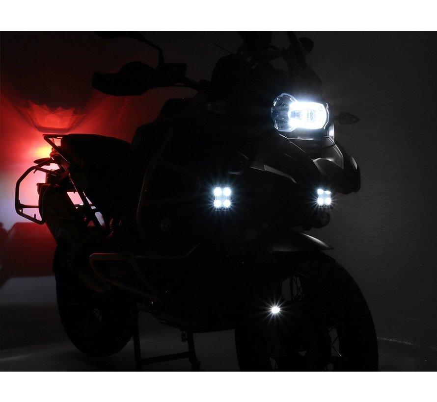 Driving Light Mount - BMW R1200GSA '14-'18