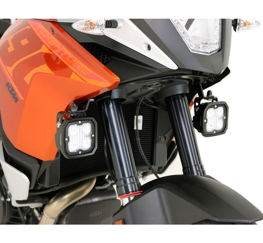 Driving Light Mount -KTM 1050, 1090 & 1190 Adventure