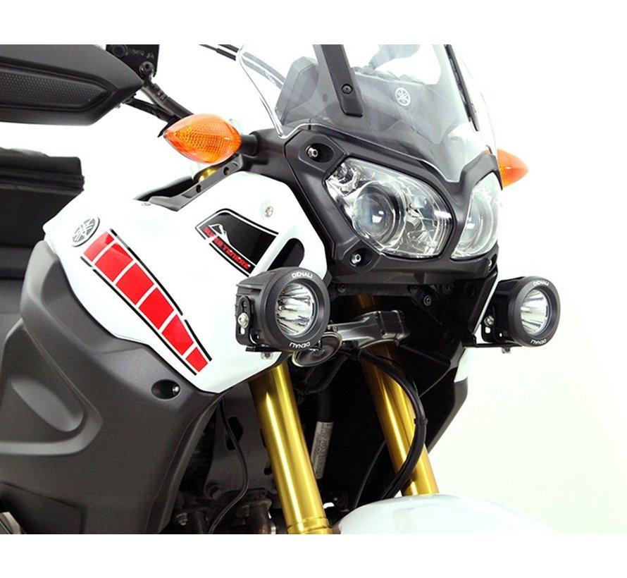 Denali Rijlicht Beugel - Yamaha Super Tenere XT1200Z '11-'20